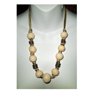🔴 CLEARANCE 🔴 UNFINISHED OX BONE NECKLACE